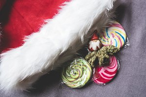 Xmass Weed Candy