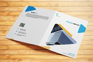 Bifold Business Brochure - V01