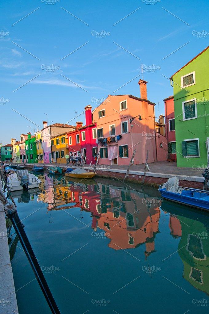 Venice Burano 134.jpg - Architecture