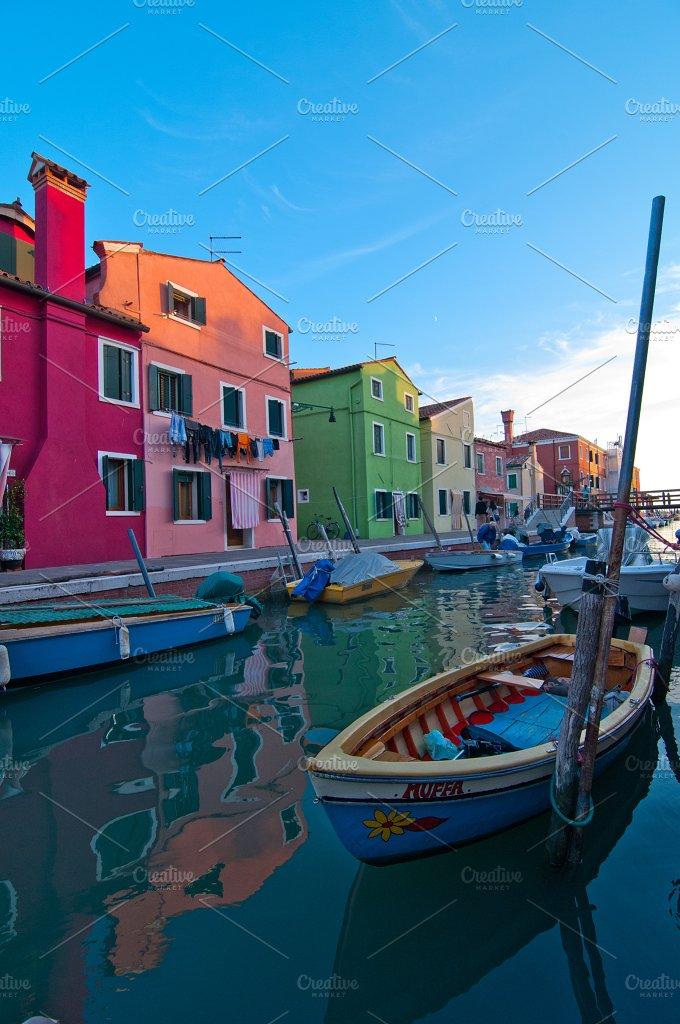 Venice Burano 140.jpg - Architecture