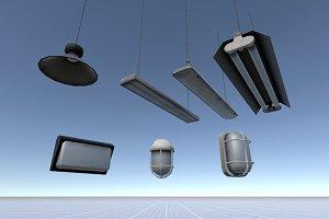Lamps Set #1