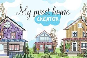 My Sweet Home Creator