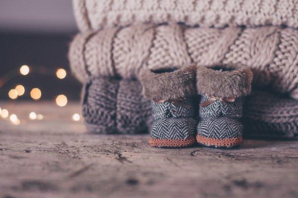 Holiday Stock Photos: Anikona - Holiday Christmas Baby Toy Small