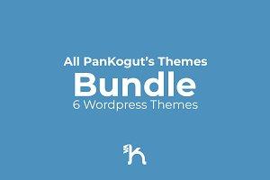 WordPress Themes Bundle - All Shop