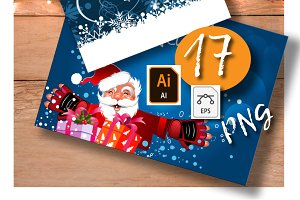 Christmas ideas - set