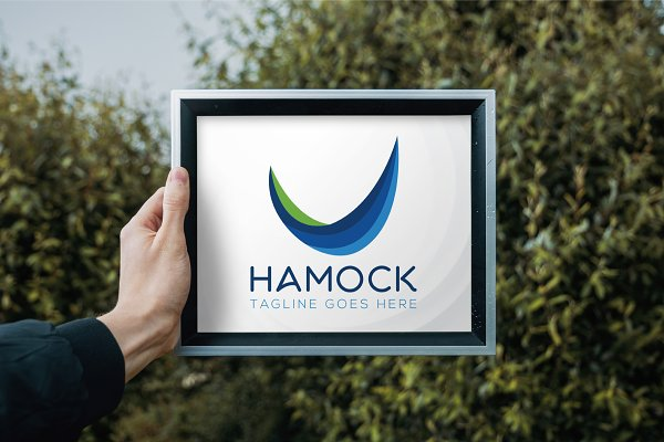 Hamock Logo Design