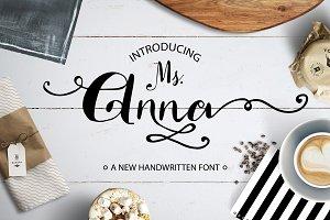 Ms. Anna