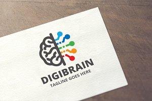 Digi Brain Logo
