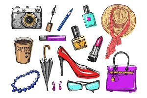 Women s accessories cosmetics