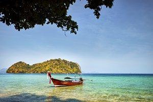 Cruise in Andaman Sea