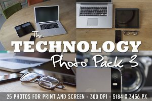 Technology Photo Pack 3