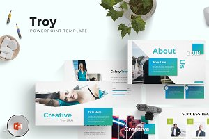 Troy - Powerpoint Template