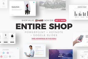 templates creative market