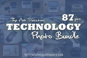 Technology Photo Bundle 87 HRs