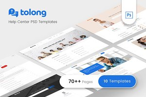 Tolong - Knowledge Base PSD