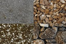 Rock & Stone Texture Pack 1