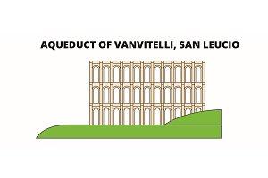 Aqueduct Of Vanvitelli, San Leucio