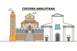 Costiera Amalfitana line travel