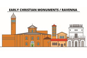 Early Christian Monuments - Ravenna