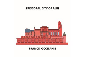 France, Occitanie - Episcopal City