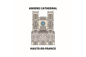 Hauts-De-France - Amiens Cathedral