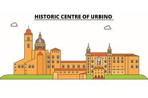 Historic Centre Of Urbino  lin