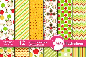 Digital Papers Apple Teeme AMB-135