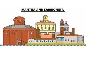 Mantua And Sabbioneta  line trave