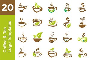 20 Logo Coffee & Tea Bundle