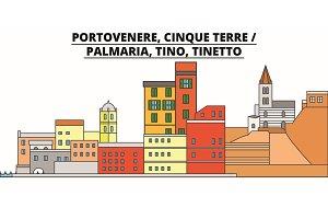 Portovenere, Cinque Terre - Palmaria