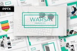 Warsa - Powerpoint