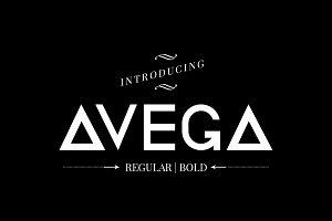 Avega Font