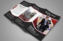 Travel Tri Fold Brochure New