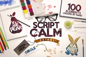 Script Calm + 100 Elements + Bonus