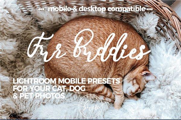 Fur Buddies - Cat, Dog, Pet Presets