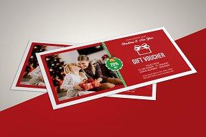 Christmas Gift Voucher V15