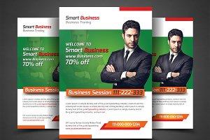 Business Flyer Print Template