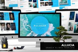 Allucia - Google Slides Template