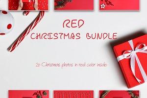 Red Christmas Bundle