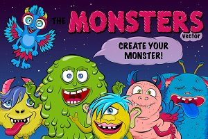 Creation Kit Monsters