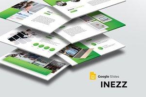 Inezz - Google Slides Template