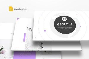 Geolojie  - Google Slides Template