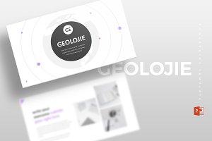 Geolojie - Powerpoint Template