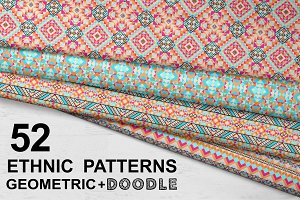 Geometric Ethnic Patterns