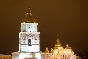 St.Michael's Monastery. Kiev,Ukraine