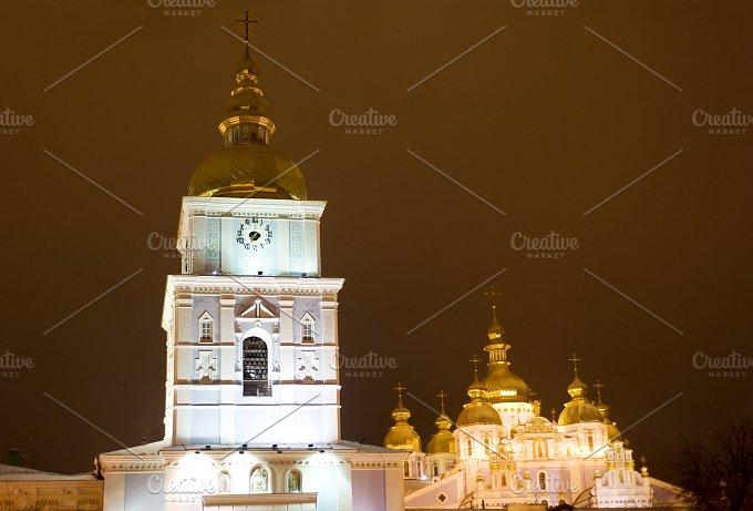 St.Michael's Monastery. Kiev,Ukraine - Architecture