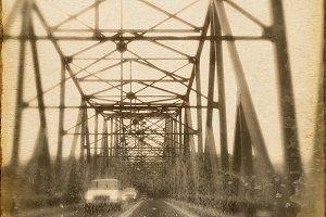 Browns Bridge | Industrial Art Image