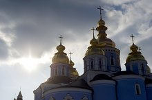 St.Michael's cathedral.Kiev.Ukraine