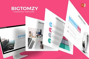 Bigtomzy - Powerpoint Template