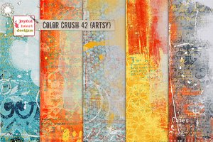 Color Crush 42 {artsy}